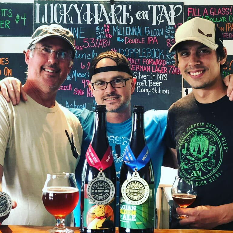 Lucky Hare Brewing Company - Award winning craft beers!