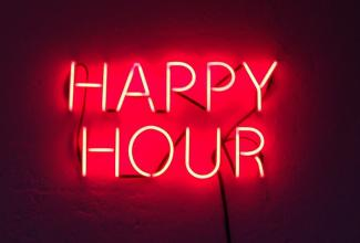 Happy Hour 4-6 PM!
