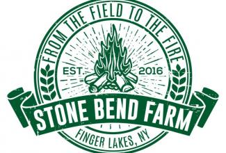 Stone Bend Wood Fired Pizza food near me Hector New York Finger Lakes Family Friendly